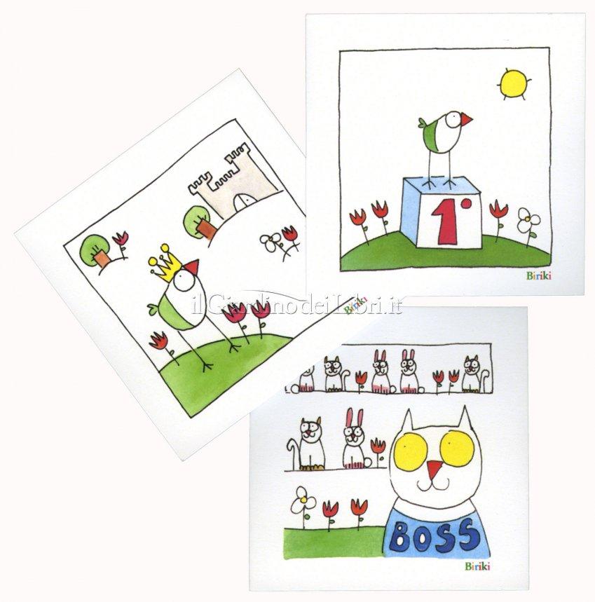 Biriki Cards - Carte - Fronte