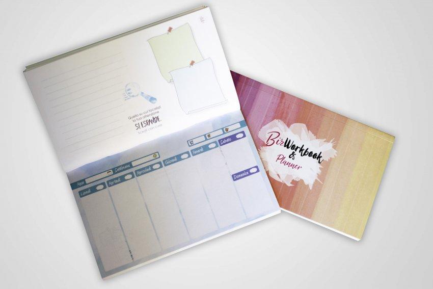 Planner e pagine interne
