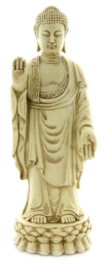 Buddha in Piedi