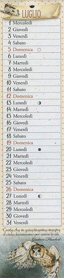 Calendario 2020 - Montagna - Formato Piccolo