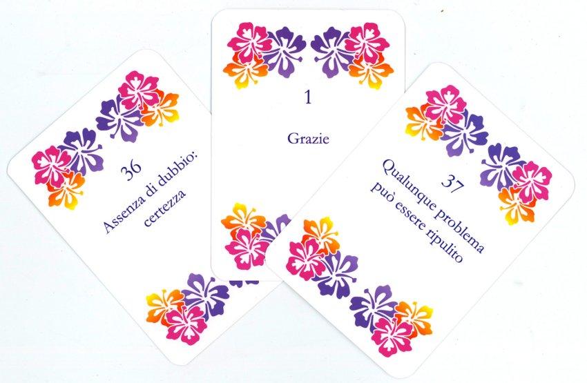 Carte Ho'Oponopono