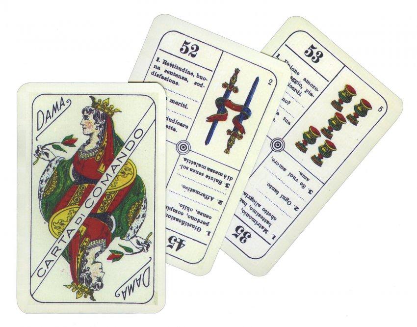Le Carte del Comando