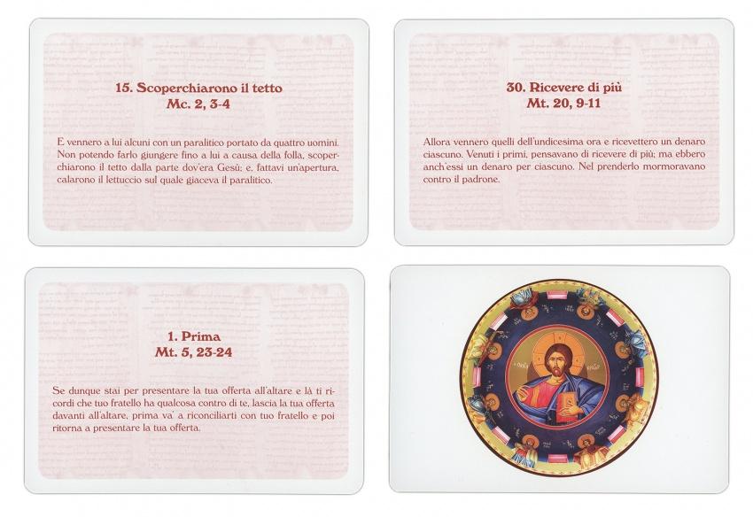 Le Carte del Vangelo