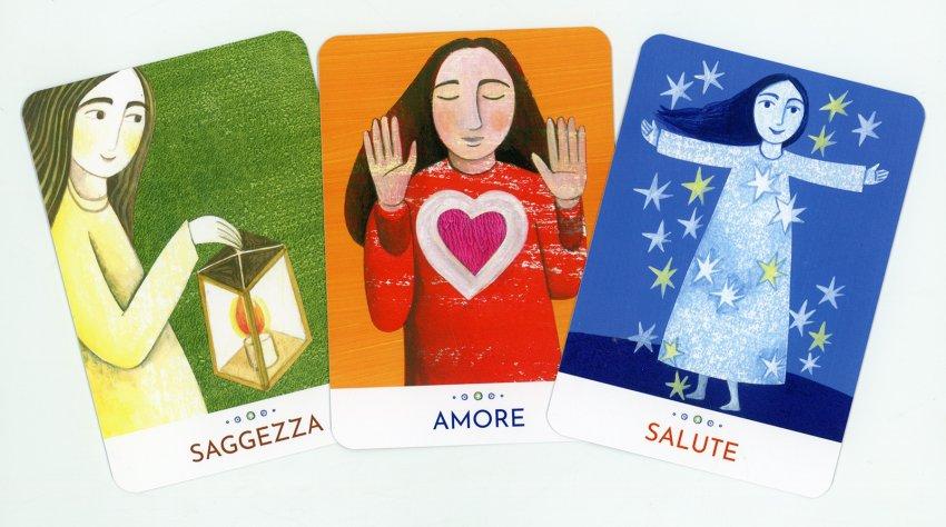 Le Carte di Yogananda - Amore, Saggezza e Salute