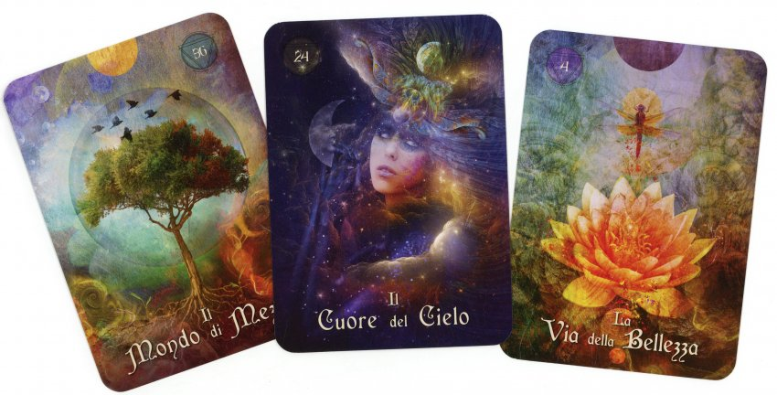 L'Oracolo dello Sciamano - Le carte