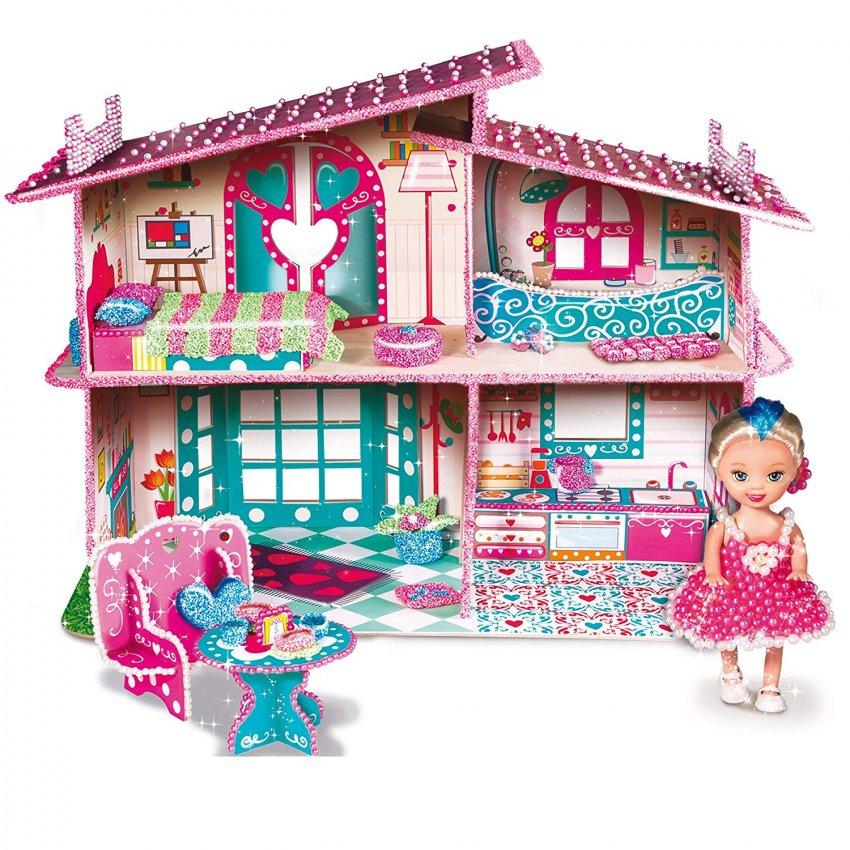 La Casa delle Perle Magiche - Io Creo - Interno