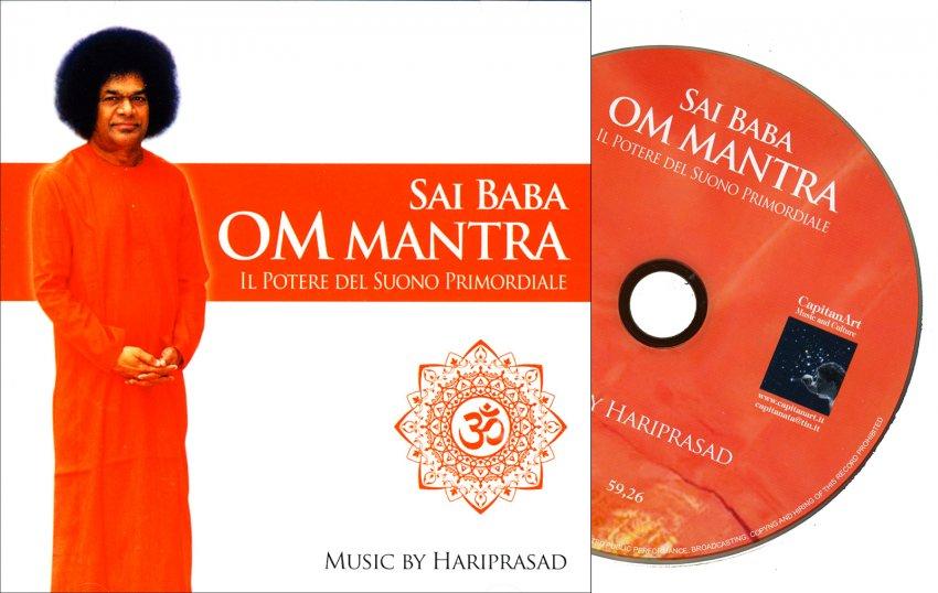 Sai Baba OM Mantra - CD