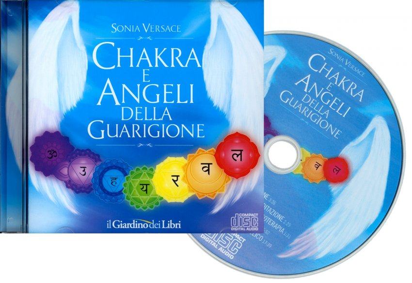 Chakra e Angeli della Guarigione - CD