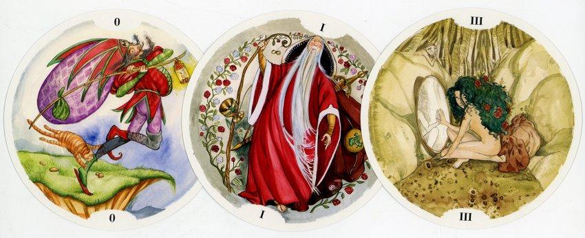 Circle of Life Tarot - Carte