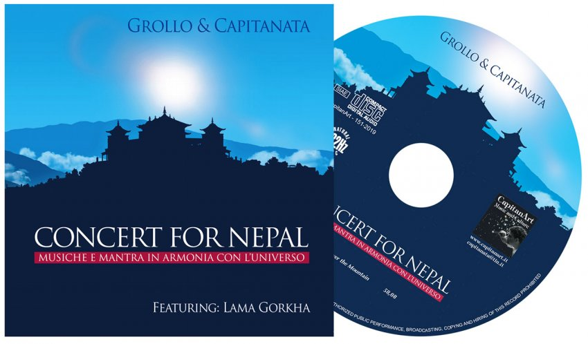 Concert for Nepal - CD