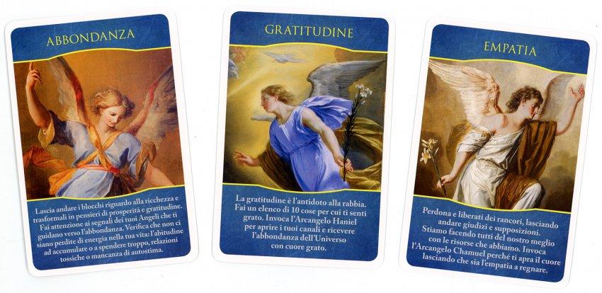 Connessione con gli Angeli - Le Carte