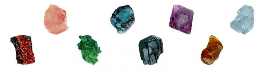 Cristallità - pietre