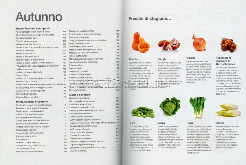 La Cucina Vegetariana per Tutti i Giorni - Pagine Interne