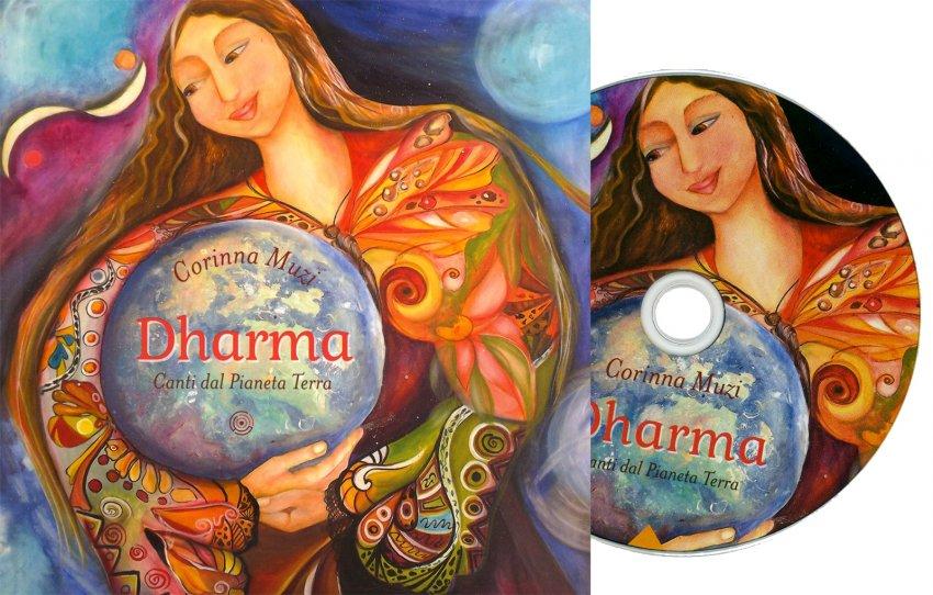 Dharma - Con CD Allegato