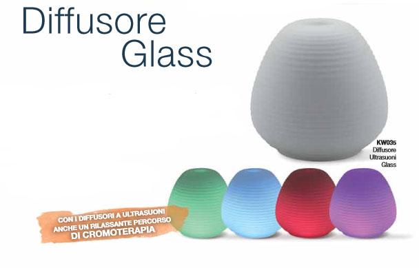 Diffusore Ultrasuoni - Glass