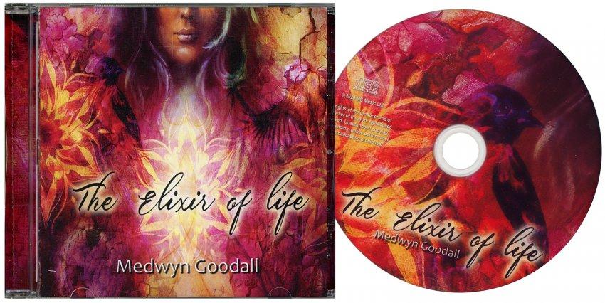 The Elixir of Life CD - interno