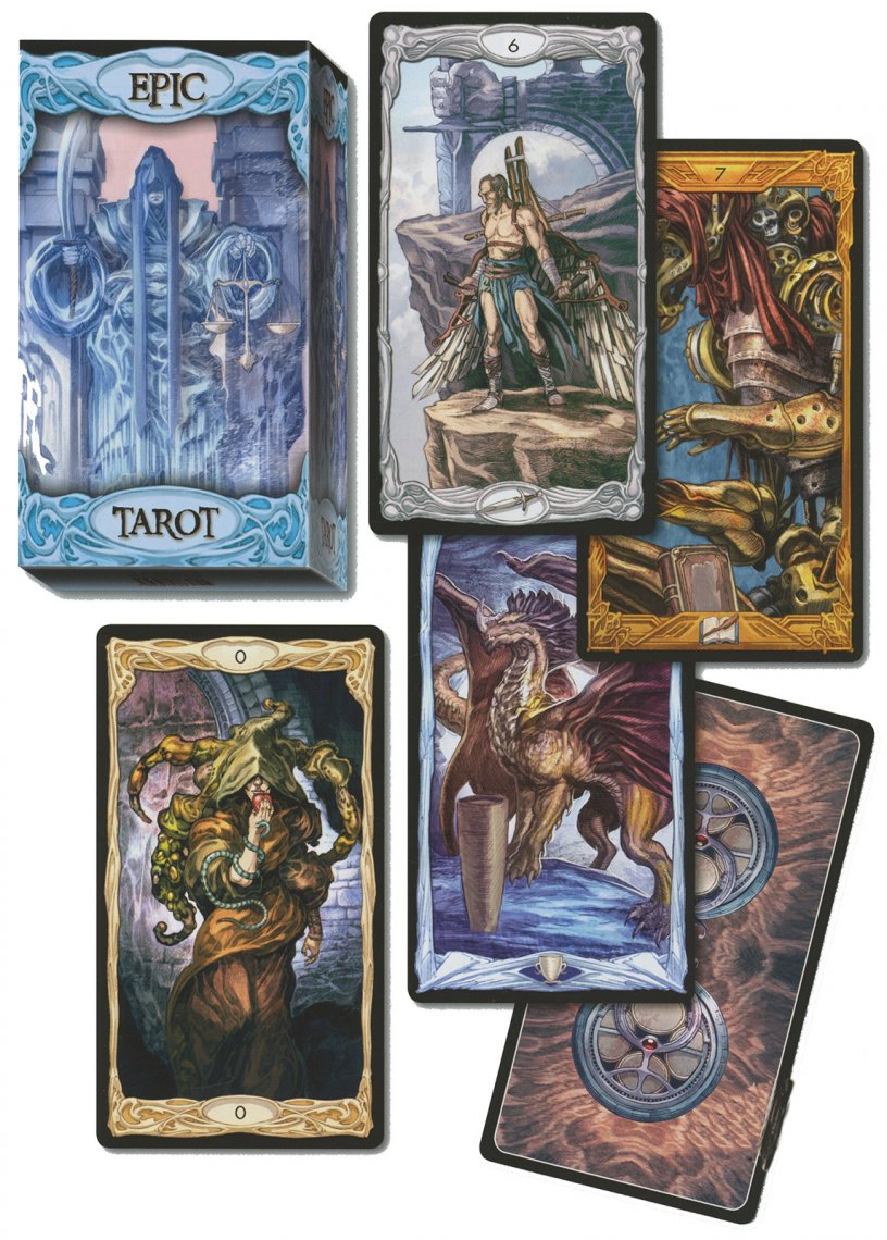 Epic Tarot - carte