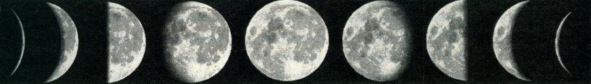 La Luna - Simbolo di Trasformazione