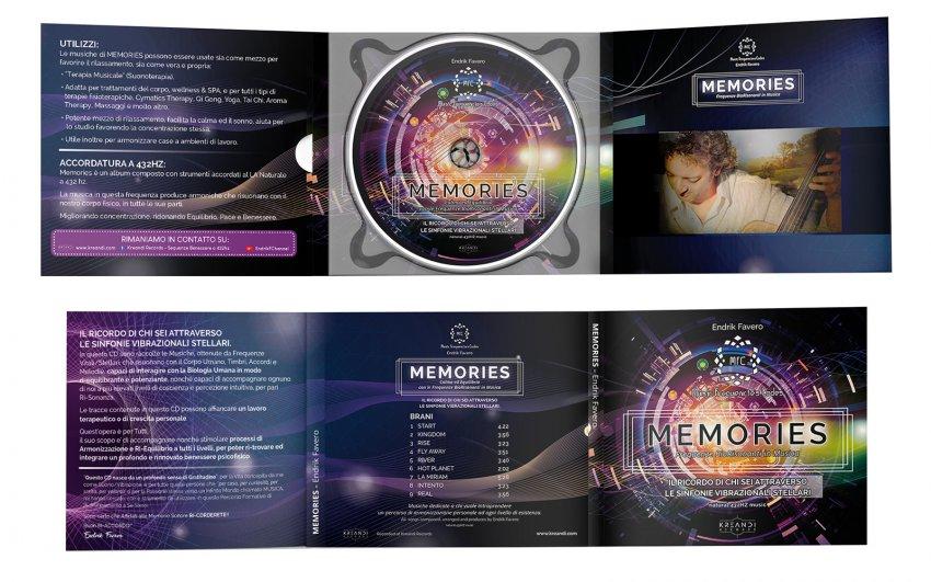 Favero - Memories - CD