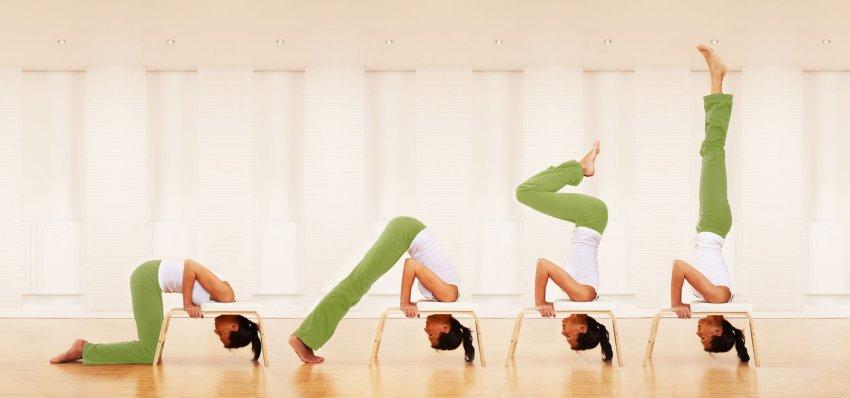 FeetUp - Sedia Yoga