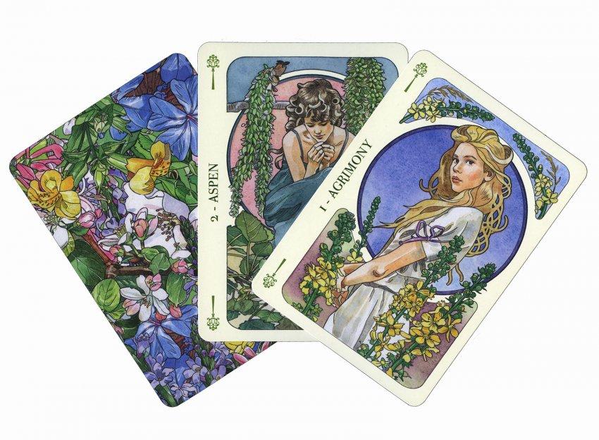 Flowers Oracle - Carte dell'Oracolo dei Fiori