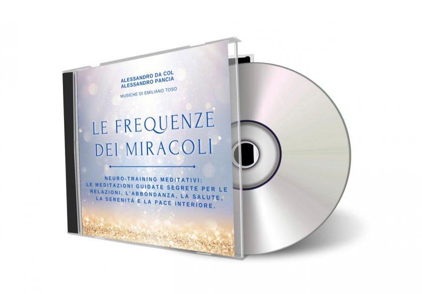 Le Frequenze dei Miracoli - CD Audio - Aperto