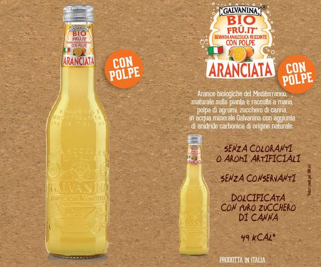 Aranciata in Bottiglia