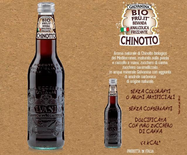 Chinotto in Bottiglia