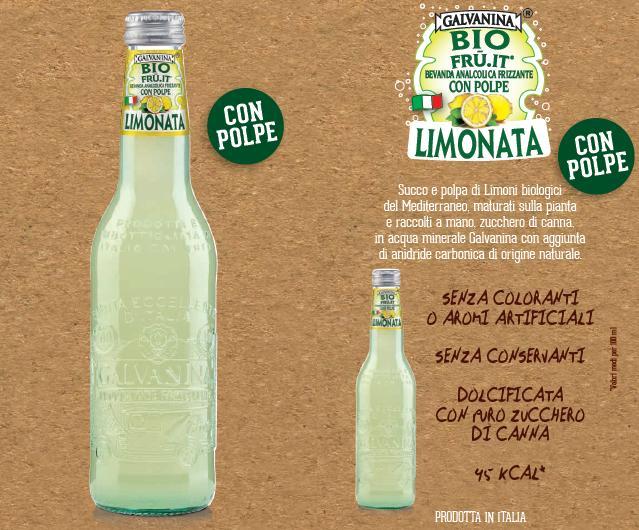Limonata in Bottiglia