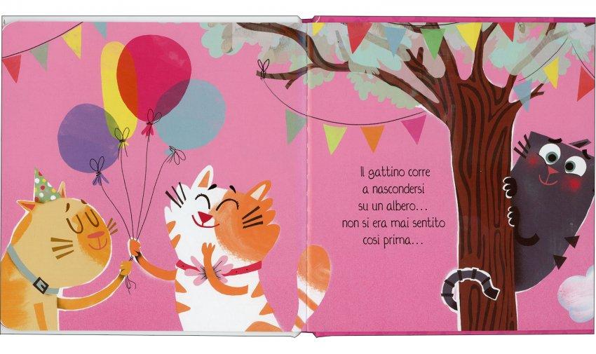 Il Gattino Innamorato - pagine interne