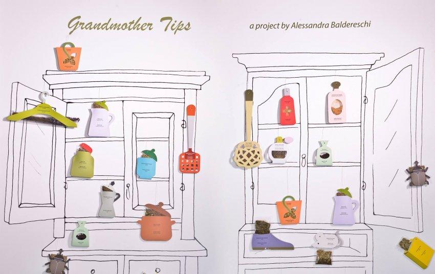 Grandmother Tips - Pulire i Tappeti Lavanda e Basilico