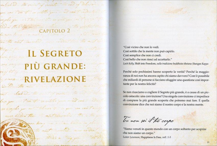 The Greatest Secret. Il Segreto Più Grande