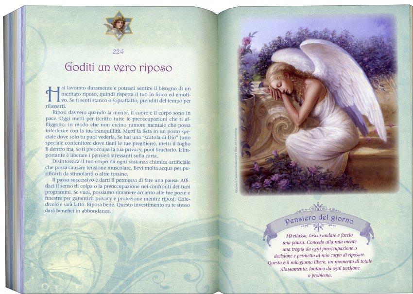 La Guida degli Angeli - Interno
