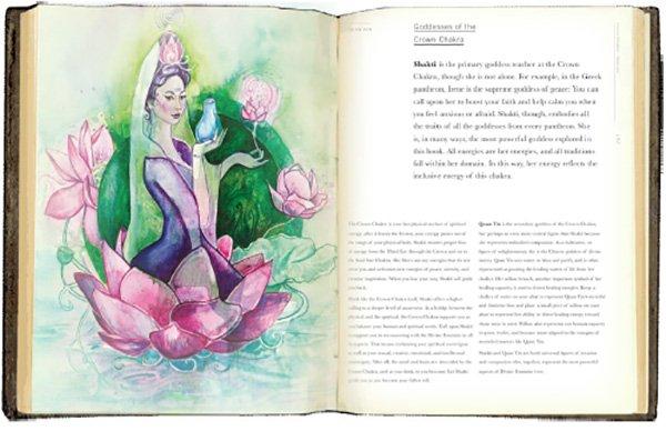 La Guida Completa ai Chakra - immagine interna libro