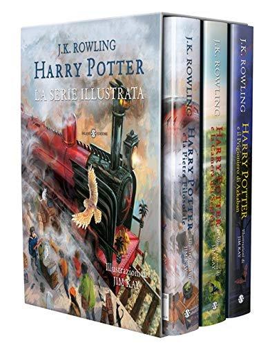Harry Potter - La Serie Illustrata