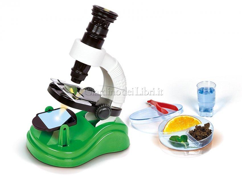 Il Mio Primo Microscopio - Aperto