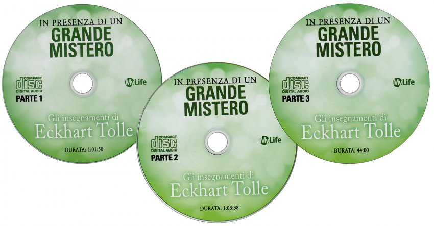In Presenza di un Grande Mistero - Audiolibro 3 CD
