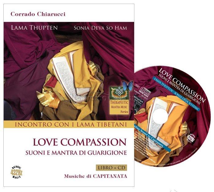 Incontro con i Lama Tibetani - CD con Libro