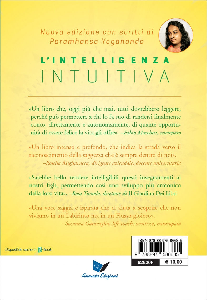 L'Intelligenza Intuitiva - Retro