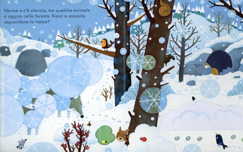 La Foresta - immagine interna al libro
