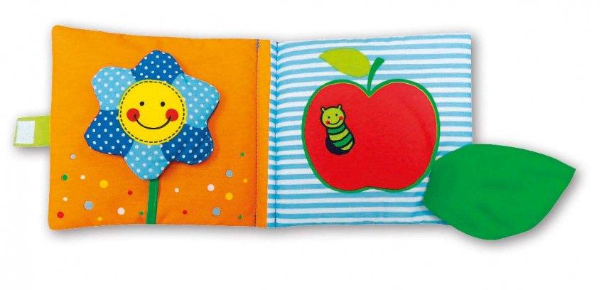 Il Libro del Bebè - Farfalla Rossa - interno