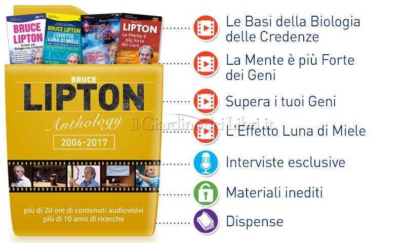 Lipton Anthology (Videocorso Download) - MP4