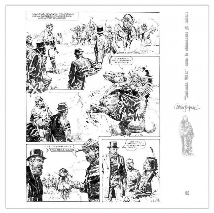 Little Big Horn - De Luxe Collection - Pagina Interna