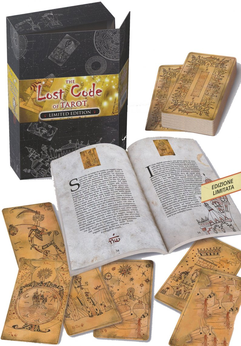 The Lost Code of Tarot - carte