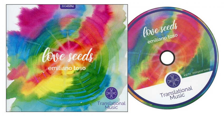Love Seeds CD contenuto