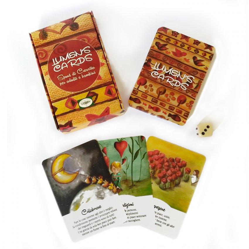Lumen's Cards - Carte