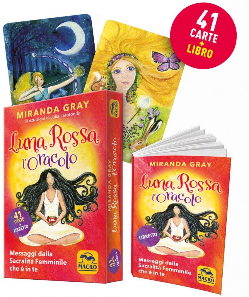 Luna Rossa l'Oracolo - 41 Carte e Libretto