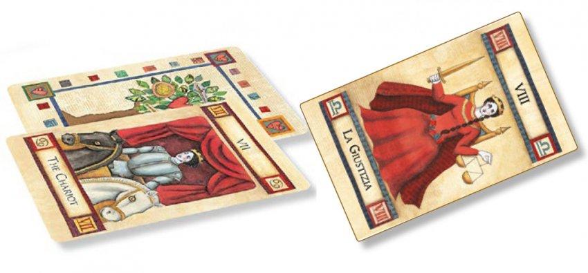 La Magia dei Tarocchi - carte