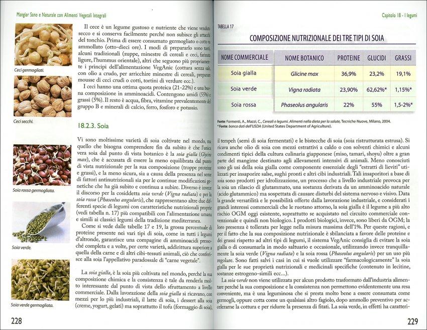 Mangiar Sano e Naturale - pagine interne