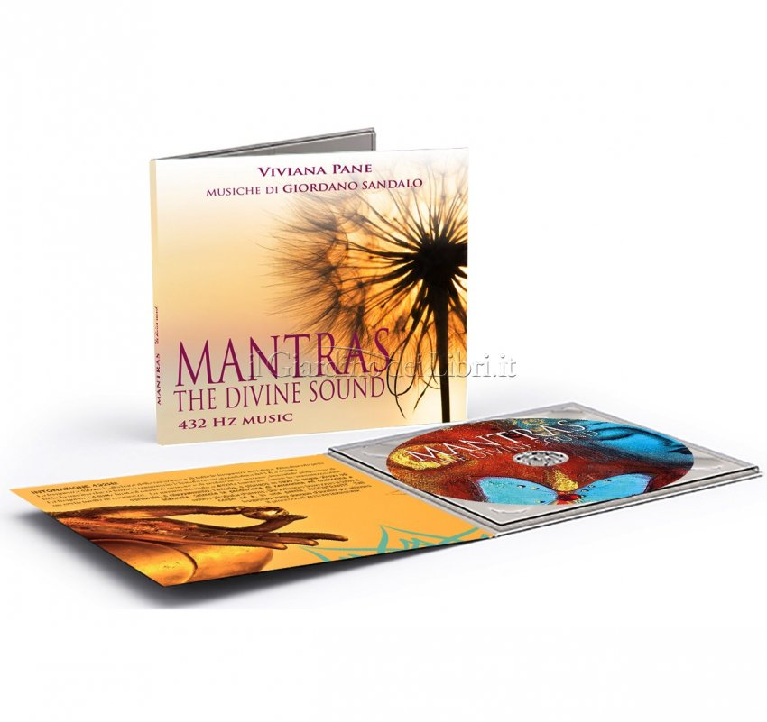 Mantras the Divine Sound - Musiche 432 Hz